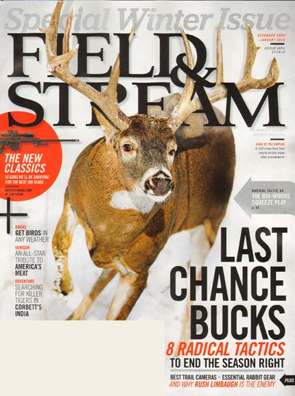 Field & Stream Cover - 12/1/2009