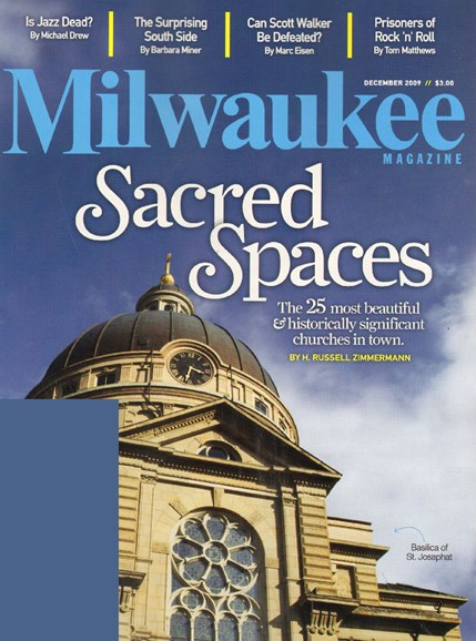 Milwaukee Cover - 12/1/2009