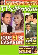 Tv Y Novelas Magazine 11/17/2009