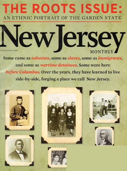 New Jersey Monthly Cover - 12/1/2009