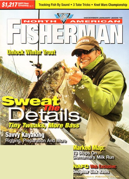 North American Fisherman Cover - 12/1/2009