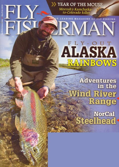 Fly Fisherman Cover - 1/1/2010