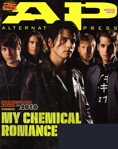 Alternative Press Cover - 1/1/2010