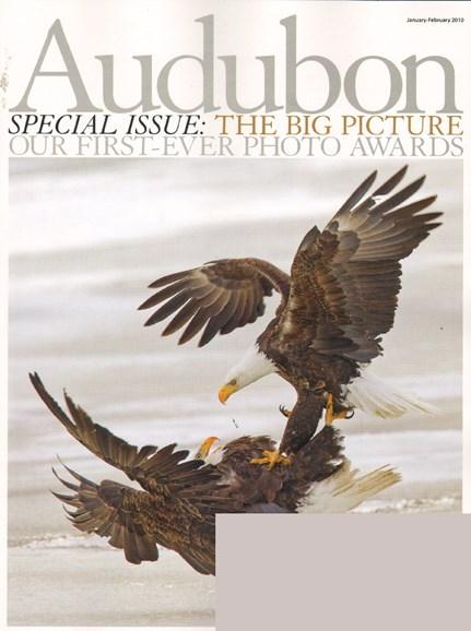 Audubon Cover - 2/1/2010
