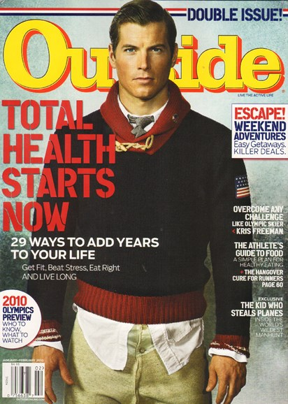 Outside Cover - 1/1/2010