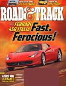 Road and Track Magazine 2/1/2010