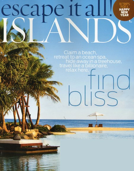 Islands Cover - 2/1/2010