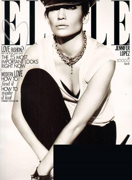 ELLE Cover - 2/1/2010