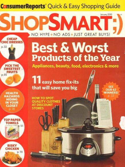 Shop Smart Cover - 1/1/2010