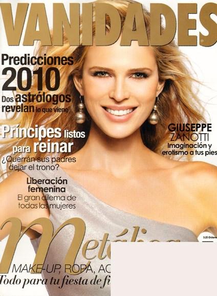 Vanidades Cover - 12/15/2009
