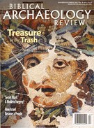 Biblical Archaeology Review Magazine 11/1/2009