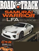 Road and Track Magazine 12/1/2009