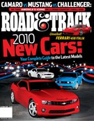 Road and Track Magazine 10/1/2009