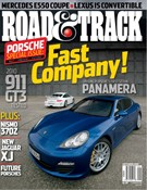 Road and Track Magazine 9/1/2009