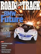 Road and Track Magazine 3/1/2010