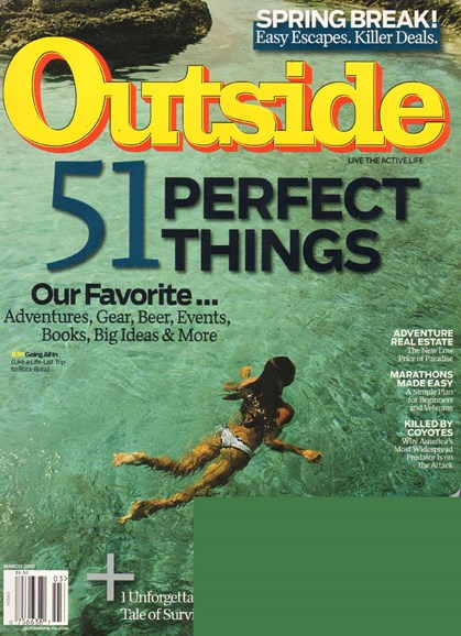 Outside Cover - 3/1/2010