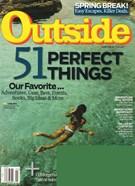 Outside Magazine 3/1/2010