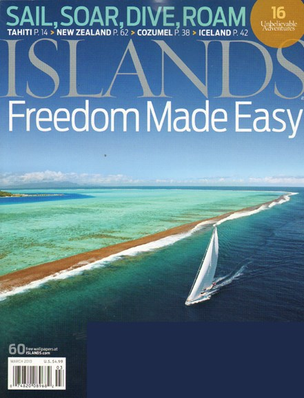 Islands Cover - 3/1/2010