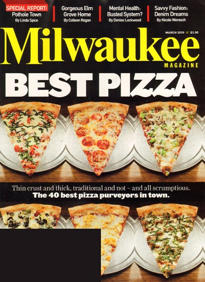 Milwaukee Cover - 3/1/2010