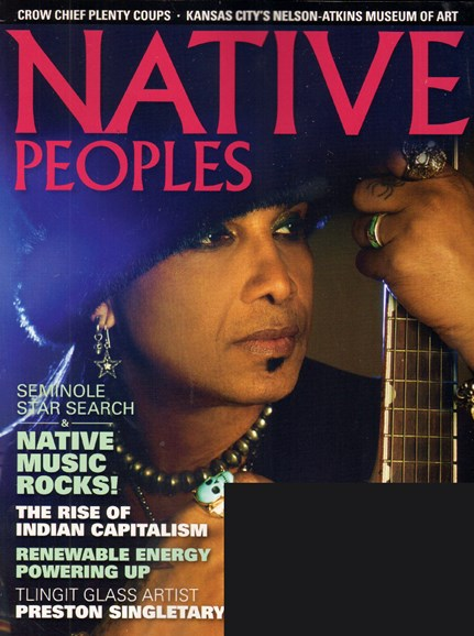 Native Peoples Cover - 3/1/2010