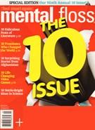 Mental Floss Magazine 3/1/2010