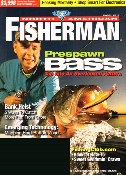 North American Fisherman Cover - 3/1/2010
