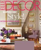 ELLE DECOR Magazine 4/1/2010