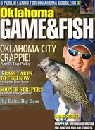 Oklahoma Game & Fish 4/1/2010