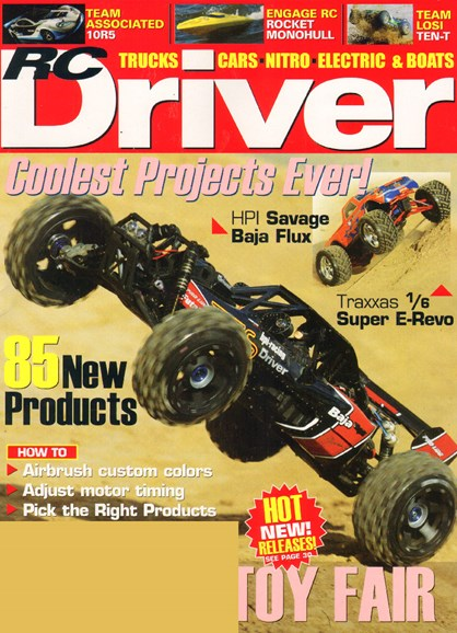 RC Driver Cover - 5/1/2010