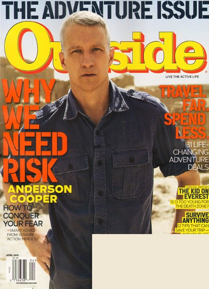 Outside Cover - 4/1/2010