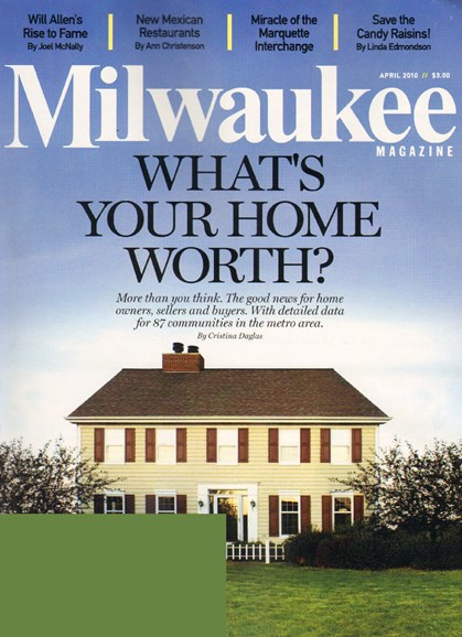 Milwaukee Cover - 4/1/2010
