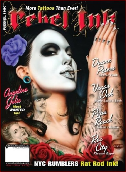 Rebel Ink Cover - 5/1/2010