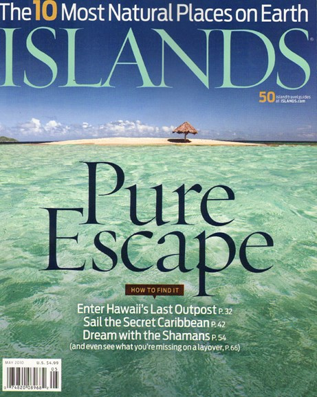 Islands Cover - 5/1/2010