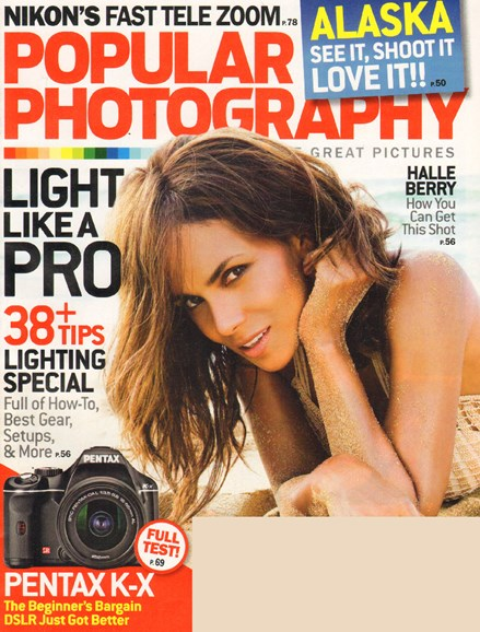 Popular Photography Cover - 5/1/2010
