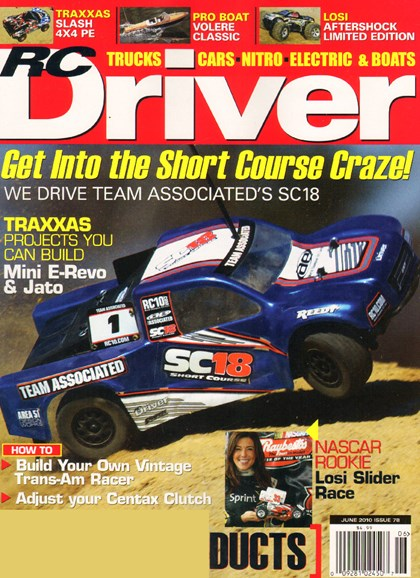 RC Driver Cover - 6/1/2010