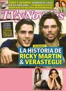 Tv Y Novelas Magazine 4/1/2010