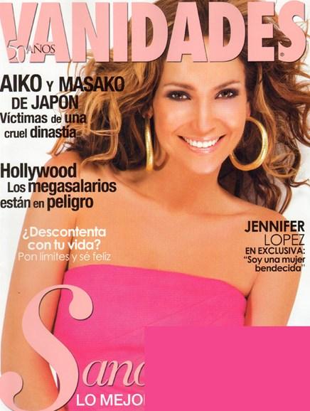 Vanidades Cover - 4/1/2010