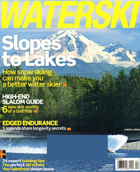 Waterski Cover - 4/1/2010
