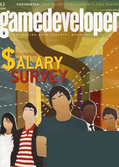 Game Developer Cover - 4/1/2010