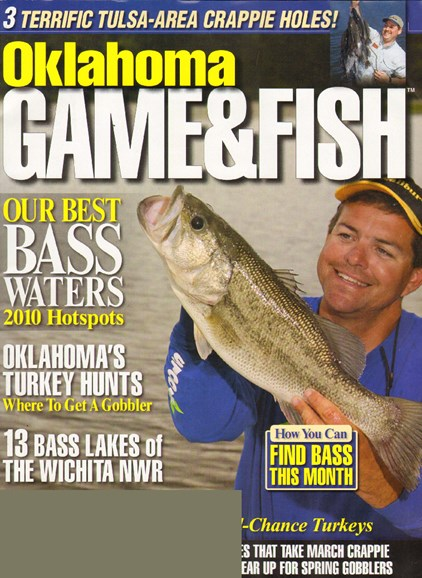 Oklahoma Game & Fish Cover - 3/1/2010