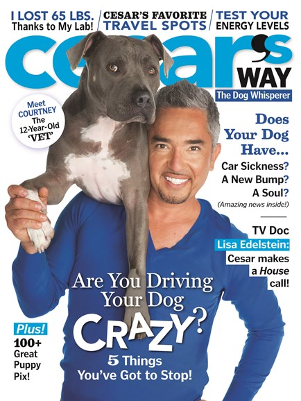 Cesar's Way Cover - 5/1/2010