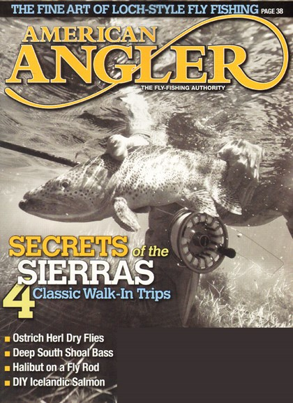 American Angler Cover - 5/1/2010