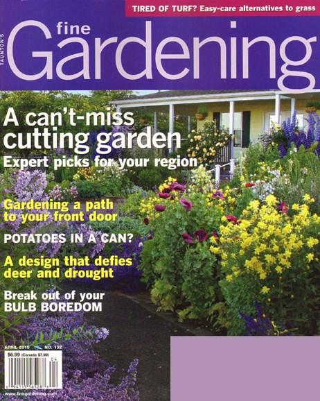 Fine Gardening Cover - 3/1/2010