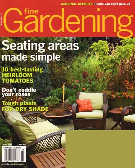 Fine Gardening Cover - 6/1/2010