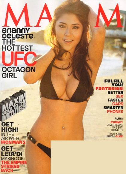 Maxim Cover - 5/1/2010