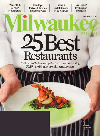 Milwaukee Cover - 5/1/2010