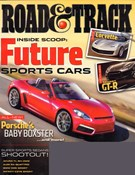 Road and Track Magazine 5/1/2010