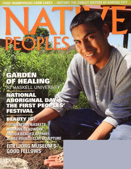 Native Peoples Cover - 5/1/2010