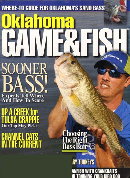 Oklahoma Game & Fish Cover - 5/1/2010