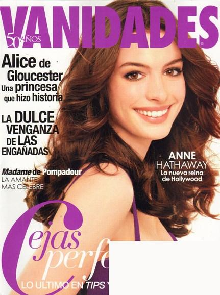 Vanidades Cover - 5/4/2010